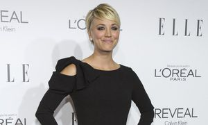 Actress Cuoco poses at the 21st annual ELLE Women in Hollywood Awards in Los Angeles / Bild: (c) REUTERS (MARIO ANZUONI)