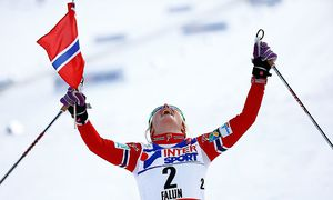 Therese Johaug / Bild: REUTERS