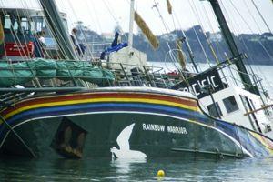 (c)  Greenpeace / John Miller (John Miller)