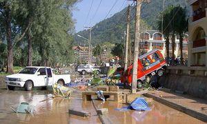 Die Zerstörungskraft des Tsunamis war gewaltig. In Europa wurde das Ausmaß der Katastrophe von Stunde zu Stunde klarer. / Bild: (c) REUTERS (� Luis Enrique Ascui / Reuters)