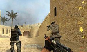 Bild: (c) Counter Strike Symbolbild