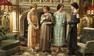 Die Adelsfamilie Crawley in ''Downton Abbey'' / Bild: (c) ATV