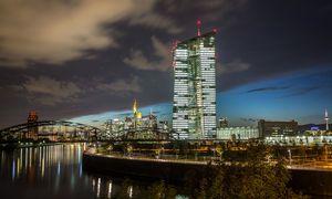 EZB-Neubau in Frankfurt / Bild: (c) APA/dpa