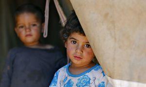 Bild: (c) REUTERS (MUHAMMAD HAMED)
