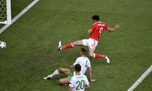 Gareth McAuley war als letzter am Ball / Bild: (c) APA/AFP  (PHILIPPE LOPEZ)