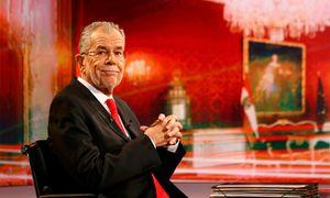Der nächste Bundespräsident Alexander Van der Bellen. / Bild: (c) Reuters