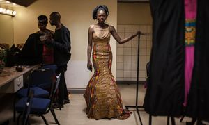 SAFRICA-AFRICA-BEAUTY-PAGEANT / Bild: (c) APA/AFP/JOHN WESSELS (JOHN WESSELS)
