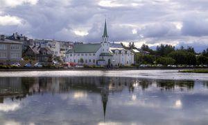 Islands Hauptstadt Reykjavik / Bild: (c) imago/Joana Kruse