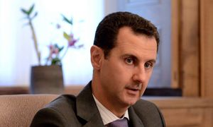 Assad / Bild: APA/EPA/SANA HANDOUT