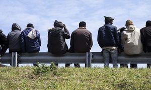 Asylwerber / Bild: (c) APA/EPA (ETIENNE LAURENT)