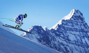 ÖSV-Abfahrer in Val d'Isere / Bild: GEPA pictures