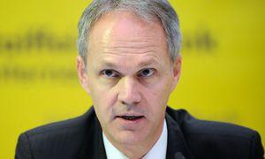 Finanzvorstand Martin Grüll / Bild: (c) APA/HANS KLAUS TECHT (HANS KLAUS TECHT)