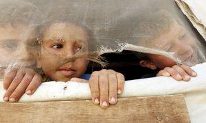 Syrische Flüchtlingskinder  / Bild: (c) REUTERS (MOHAMED AZAKIR)