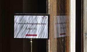 HYPO-U-AUSSCHUSS / Bild: (c) APA/HERBERT NEUBAUER (HERBERT NEUBAUER)
