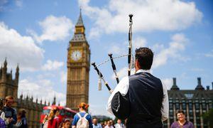 Die Schotten sind nach dem Austrittsreferendum geneigt, verstärkt ihren eigenen Weg zu gehen.  / Bild: (c) APA/AFP/ODD ANDERSEN