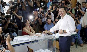 Abstimmung in Griechenland / Bild: REUTERS