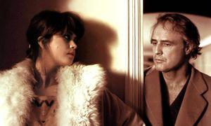 Maria Schneider und Marlon Brando in ''Der letzte Tango in Paris'' / Bild: (c) imago/AD (imago stock&people)