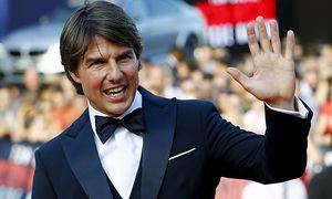 """Tom Cruise bei der Weltpremiere des fünften """"Mission: Impossible""""-Films in Wien. / Bild: REUTERS"""