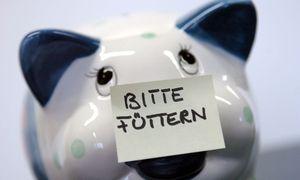 Österreicher sparen wieder weniger / Bild: (c) Fabry