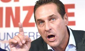 Archivbild: Parteichef Heinz-Christian Strache / Bild: APA/HELMUT FOHRINGER