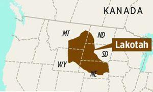 Lakotah, eines der Länder, die es nicht gibt. / Bild: (c) Die Presse