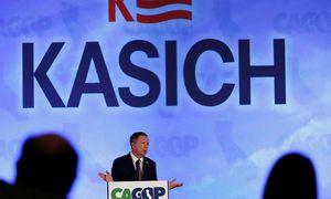 John Kasich bei einem Wahlkampfauftritt / Bild: REUTERS
