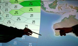 2014 verschwand Flug MH370 über dem Indischen Ozean. / Bild: (c) Reuters