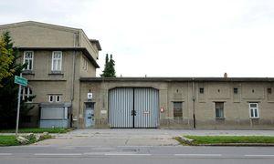 Die alte Sargfabrik in Atzgersdorf / Bild: (c) Die Presse (Clemens Fabry)