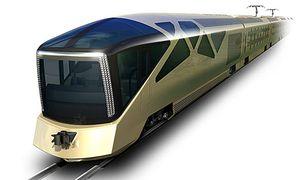 """Shiki-Shima"": Ein Zug der Extraklasse / Bild: East Japan Railways"