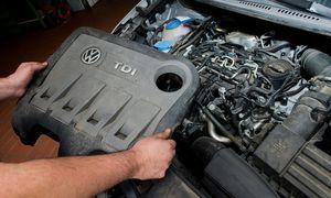 Nach dem VW-Software-Update können Komponenten stärker beansprucht werden. / Bild: (c) APA/dpa/Julian Stratenschulte