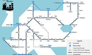 CargoRider: Der Linienplan für Frachtschiffe / Bild: CargoRider
