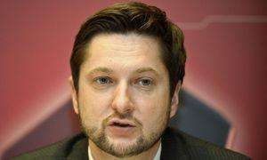 Damian Izdebski will techbold in die schwarzen Zahlen bringen / Bild: APA/HERBERT NEUBAUER