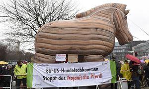 Themenbild: TTIP / Bild: Reuters