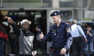 Polizeieinsatz am Praterstern (Archivbild). / Bild: (c) APA/ROBERT JAEGER