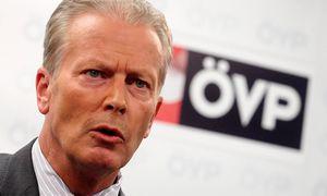 Der neue ÖVP-Chef Reinhold Mitterlehner. / Bild: (c) Reuters (Heinz-Peter Bader)