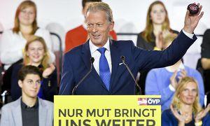 Vizekanzler Mitterlehner / Bild: APA/HERBERT NEUBAUER
