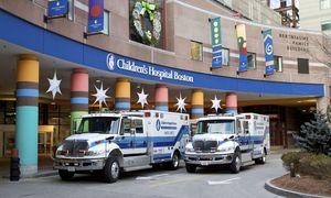 Im weltberühmten Kinderspital der Uni Harvard behandelt die Steirerin Kinder, die an einem Gehirntumor leiden.  / Bild: (c) Boston Children's Hospital