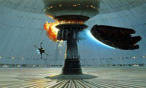 Szenenbild aus ''Star Wars'' / Bild: (c) imago stock&people (imago stock&people)