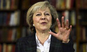 Die britische Innenministerin Theresa May. / Bild: REUTERS