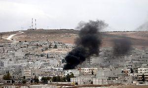 TURKEY SYRIA BORDER CONFLICT / Bild: (c) APA/EPA/SEDAT SUNA (SEDAT SUNA)