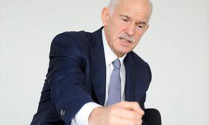 Ex-Premier Giorgos Papandreou / Bild: Fabry