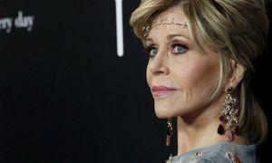 """Jane Fonda: """"Den vierzigsten Geburtstag fand ich schwierig. Den Fünfzigsten ebenso. Der Sechzigste war der beste, das war wirklich fantastisch.""""  / Bild: REUTERS"""