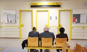 Spitalsambulanzen gehören zu den größten Baustellen im Wiener Gesundheitssystem. / Bild: (c) Stanislav Jenis