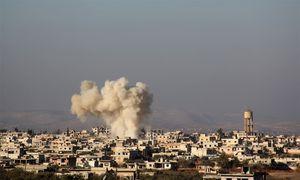 Kämpfe in Aleppo. / Bild: (c) AFP