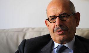Mohammed ElBaradei / Bild: Clemens Fabry
