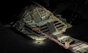 MEXICO ARCHAEOLOGY / Bild: (c) APA/EPA/INAH / HANDOUT (INAH / HANDOUT)