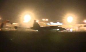 Zwei F-16 Jets haben das russische Kampfflugzeug abgefangen. / Bild: REUTERS