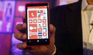 """Windows Phone: """"Mund halten und ausliefern!"""" / Bild: (c) AP"""