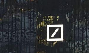 Deutsche Bank in der Krise / Bild: (c) REUTERS (� Kai Pfaffenbach / Reuters)