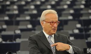 Hannes Swoboda / Bild: EPA
